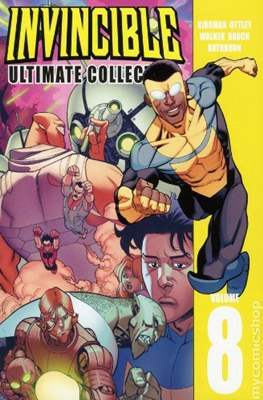 Invincible Ultimate Collection (Hardcover) #8