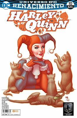 Harley Quinn. Nuevo Universo DC / Renacimiento (Rústica / Grapa) #18/10