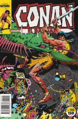 Conan el Bárbaro (1983-1994) (Grapa 24-36 pp) #150