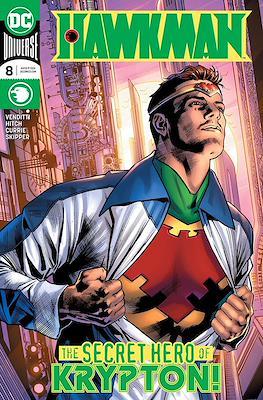 Hawkman Vol. 5 (2018-) (Comic Book) #8
