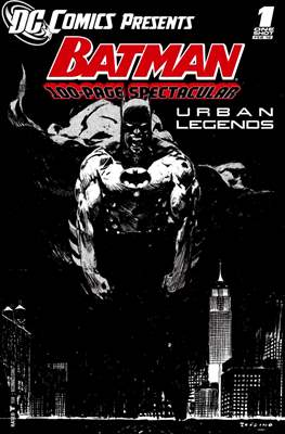 DC Comics Presents: Batman Urban Legends