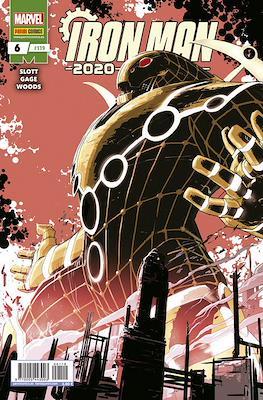 El Invencible Iron Man Vol. 2 (2011-) #119/6
