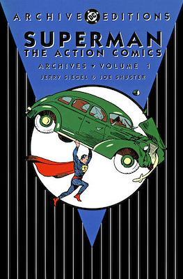 DC Archive Editions: Action Comics
