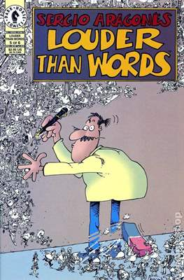 Sergio Aragonés Louder than Words (Miniserie) #5