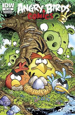 Angry Birds (Grapa) #11