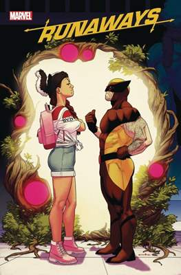 Runaways Vol. 5 (2017- ) (Comic Book) #34