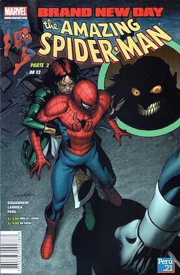 The Amazing Spider-Man (Grapas) #550
