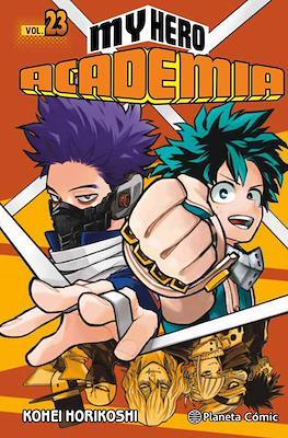 My Hero Academia (Rústica con sobrecubierta) #23