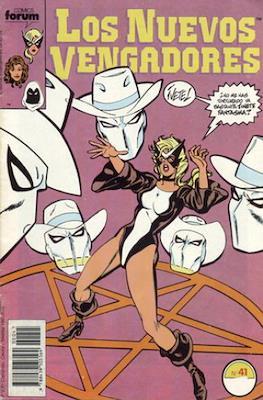 Los Nuevos Vengadores Vol. 1 (1987-1994) (Grapa 32 pp) #41