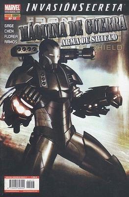 Iron Man: Director of SHIELD / Iron Man & Máquina de Guerra / El Invencible Iron Man (2008-2011) #17