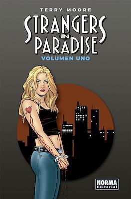 Strangers in Paradise #1