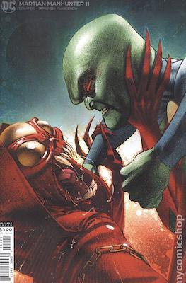 Martian Manhunter Vol. 5 (2018-...Variant Cover) (Comic Book) #11