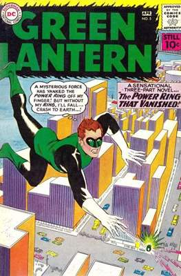 Green Lantern Vol. 1 (1960-1988) #5