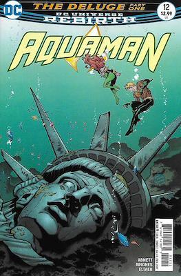 Aquaman Vol. 8 (2016-) #12