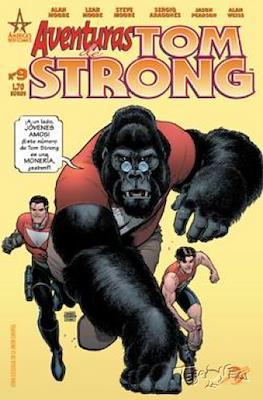 Aventuras de Tom Strong (2003-2004) (Grapa 24-32 pp) #9