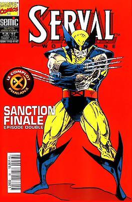 Serval / Wolverine Vol. 1 (Agrafé) #38
