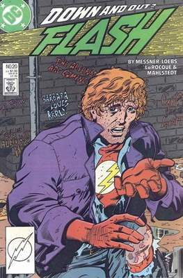 The Flash Vol. 2 (1987-2006) (Comic Book) #20