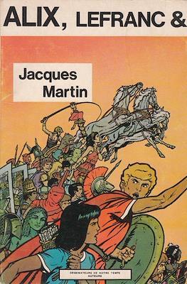 Alix,Lefranc & Jacques Martin