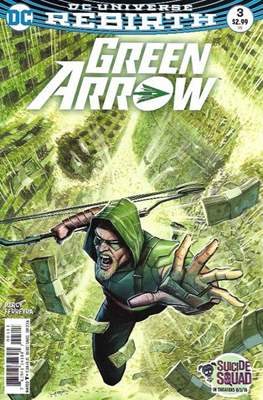 Green Arrow Vol. 6 (2016-) #3
