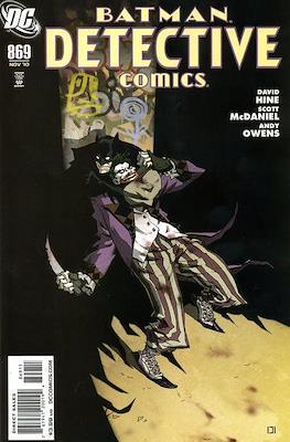Detective Comics Vol. 1 (1937-2011; 2016-) (Comic Book) #869