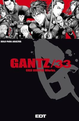 Gantz (Rústica con sobercubierta) #33
