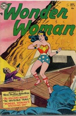 Wonder Woman Vol.1 (1942-1986; 2020-) (Comic Book) #70