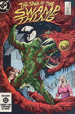 Swamp Thing (1982-1996) #26