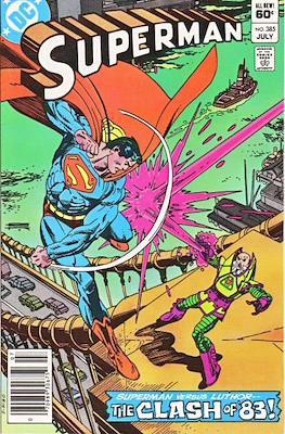 Superman Vol. 1 / Adventures of Superman Vol. 1 (1939-2011) (Comic Book) #385