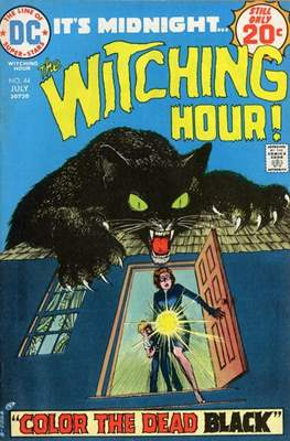 The Witching Hour Vol.1 (Grapa) #44