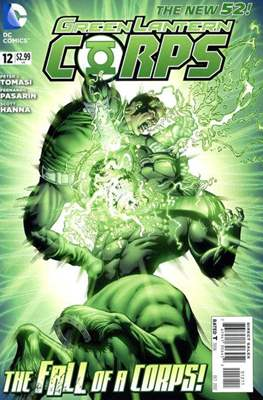 Green Lantern Corps Vol. 3 (2011-2015) #12