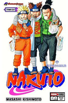 Naruto (Rústica) #21