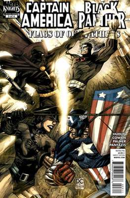 Captain America / Black Panther: Flags of Our Fathers (Comic Book) #3