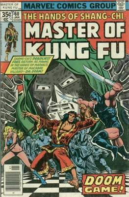 Master of Kung Fu (Comic Book. 1974 - 1983. Continued from Special Marvel Edition #16) #60
