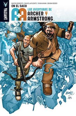 Las aventuras de Archer y Armstrong (Rústica 112 pp) #1