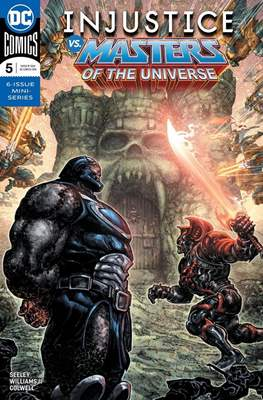Injustice vs. Masters of the Universe (Comic Book) #5