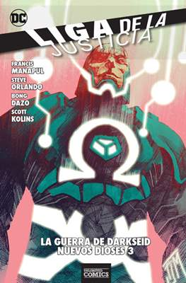 Liga de la Justicia: La Guerra de Darkseid (Rústica) #9