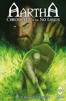 Aartha: Chronicles of the No Lands (Grapa) #8