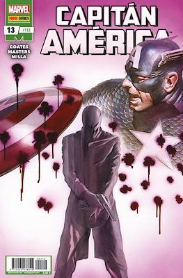 Capitán América Vol. 8 (2011-) (Grapa) #112/13