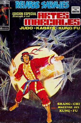 Relatos salvajes: Artes marciales Judo - Kárate - Kung Fu Vol. 1