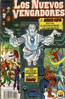 Los Nuevos Vengadores Vol. 1 (1987-1994) (Grapa 32 pp) #22