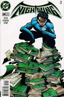 Nightwing Vol. 2 (1996) (Saddle-stitched) #24