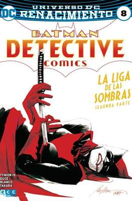Batman: Detective Comics (Binder, 48 a 72 páginas a color. 24x17cm.) #8
