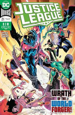 Justice League vol. 4 (2018- ) (Comic Book) #21