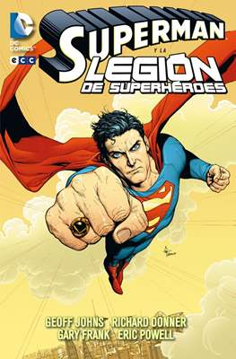 Superman y la Legion de Superhéroes