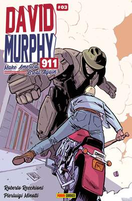 David Murphy 911: Make America Great Again #3A
