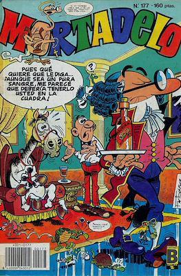 Mortadelo (1987-1991) (Grapa) #177
