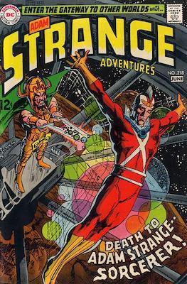 Strange Adventures (Comic Book) #218