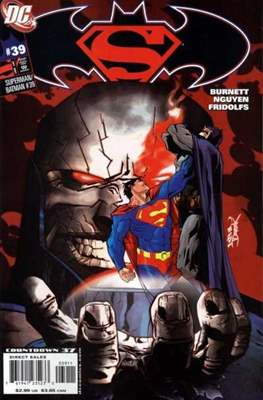 Superman / Batman (2003-2011) (Comic Book) #39