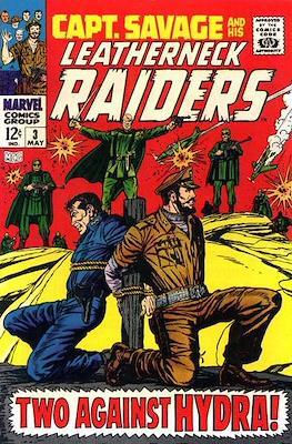 Capt. Savage and his Leatherneck Raiders #3