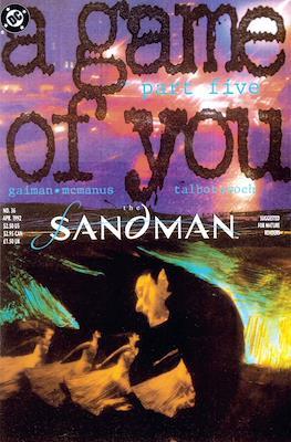 The Sandman (1989-1996) (Comic Book) #36